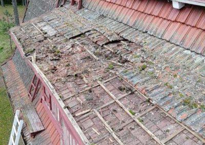 mtalkkari katon remontti