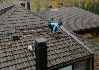 mtalkkari katon uusiminen