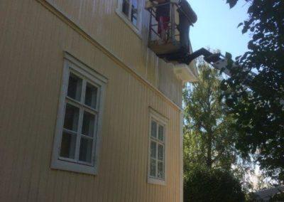 mtalkkari maalaus talon